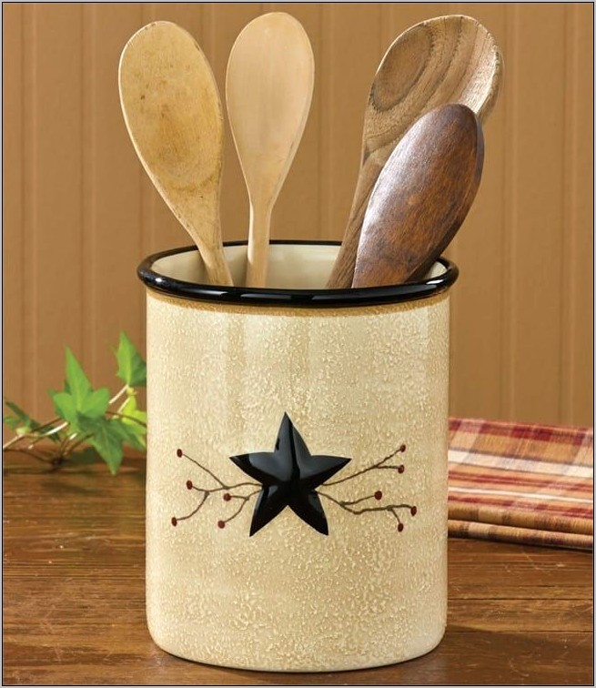 Star Vine Kitchen Decor
