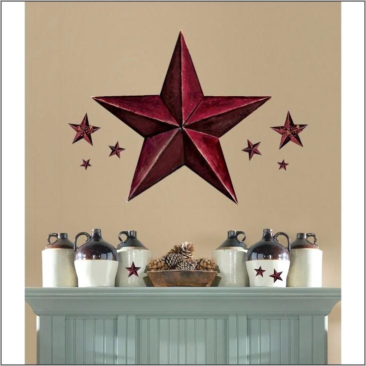 Stars And Berries Kitchen Decor