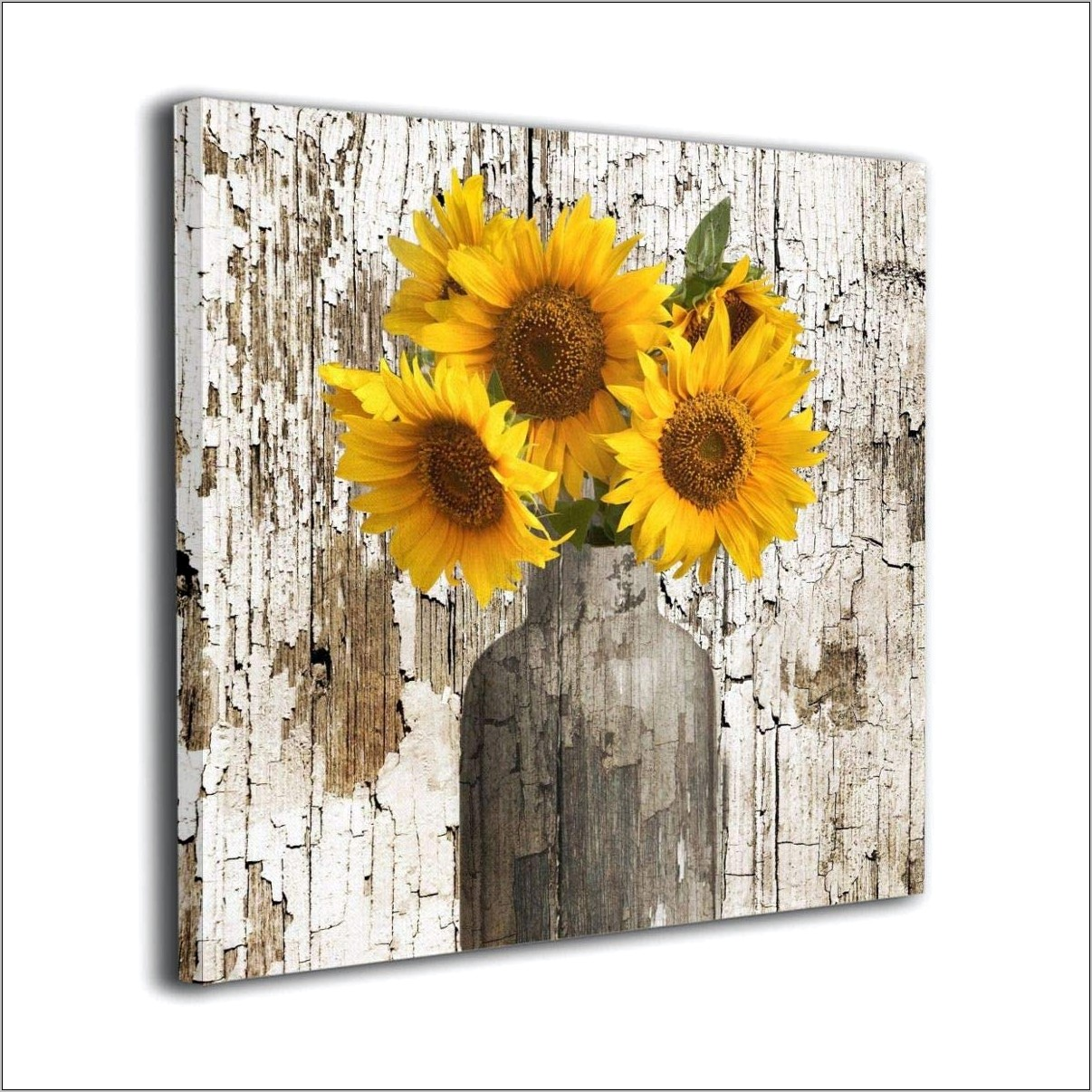 Sunflower Direct Printing Kitchen Decor