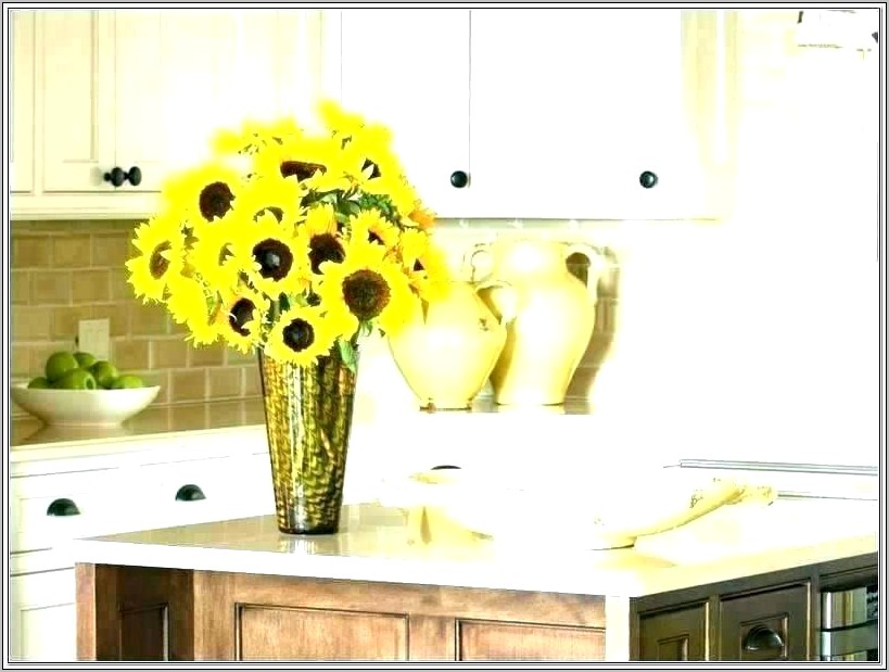 Sunflower Kitchen Decor Amazon