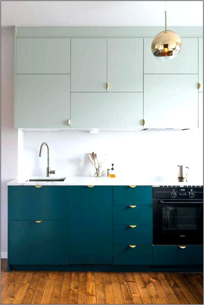 Teal And Yellow Kitchen Decor