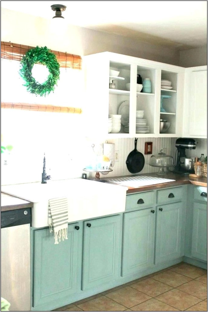 Teal Kitchen Decor Items