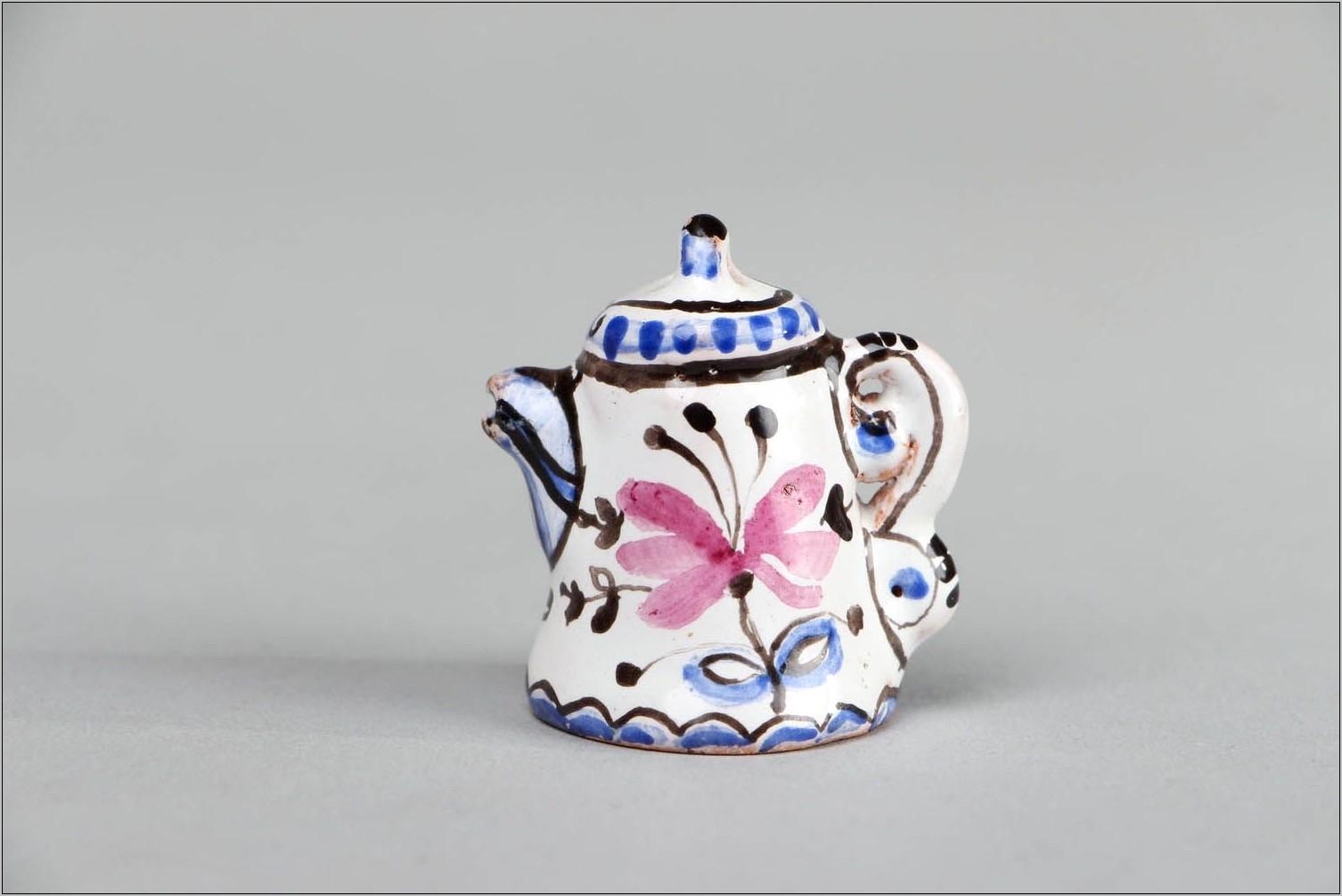 Teapot Decor Ideas Kitchen