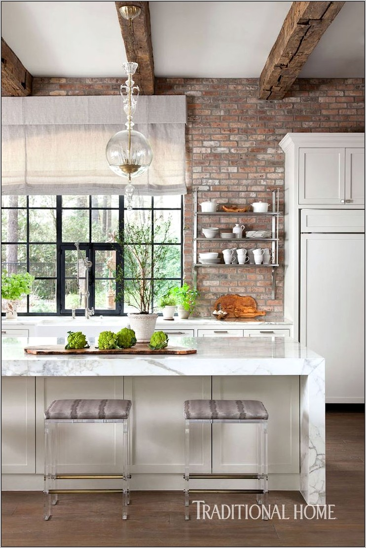 Texas Rustic Kitchen Decor