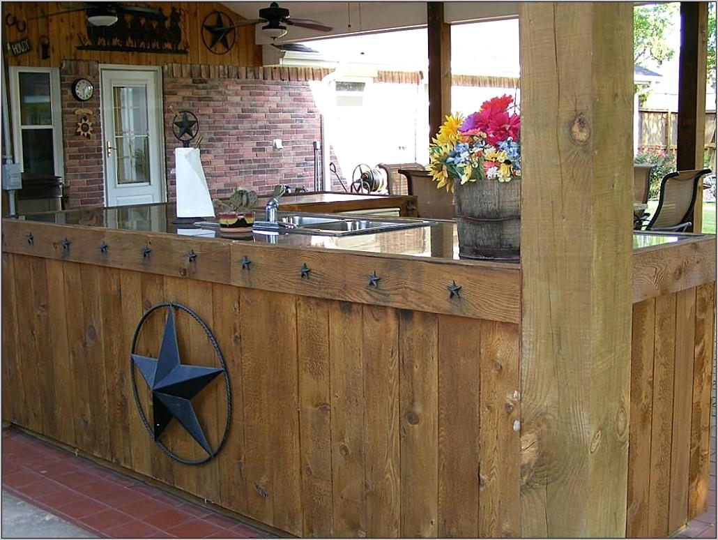 Texas Themed Kitchen Decor