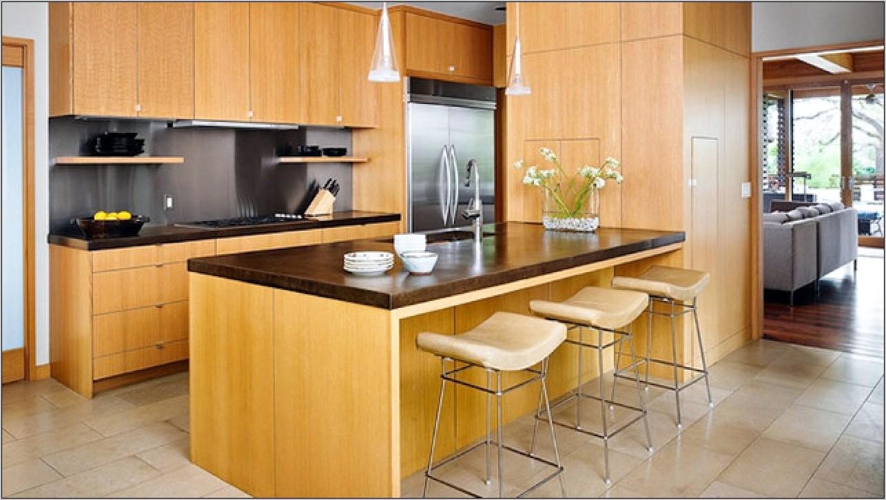 Thai Inspired Kitchen Decor