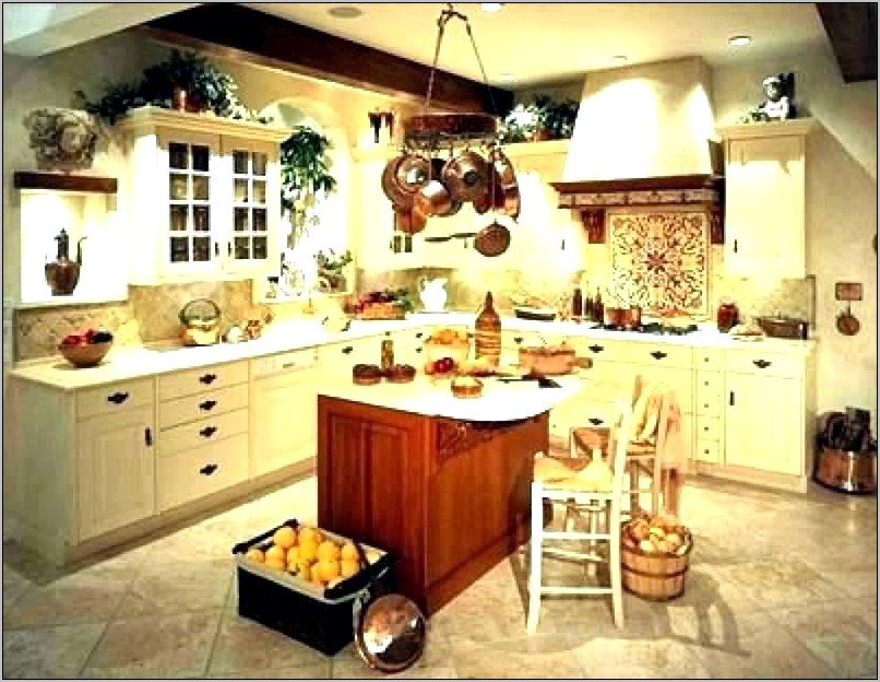 Themes For Decorating Kitchen