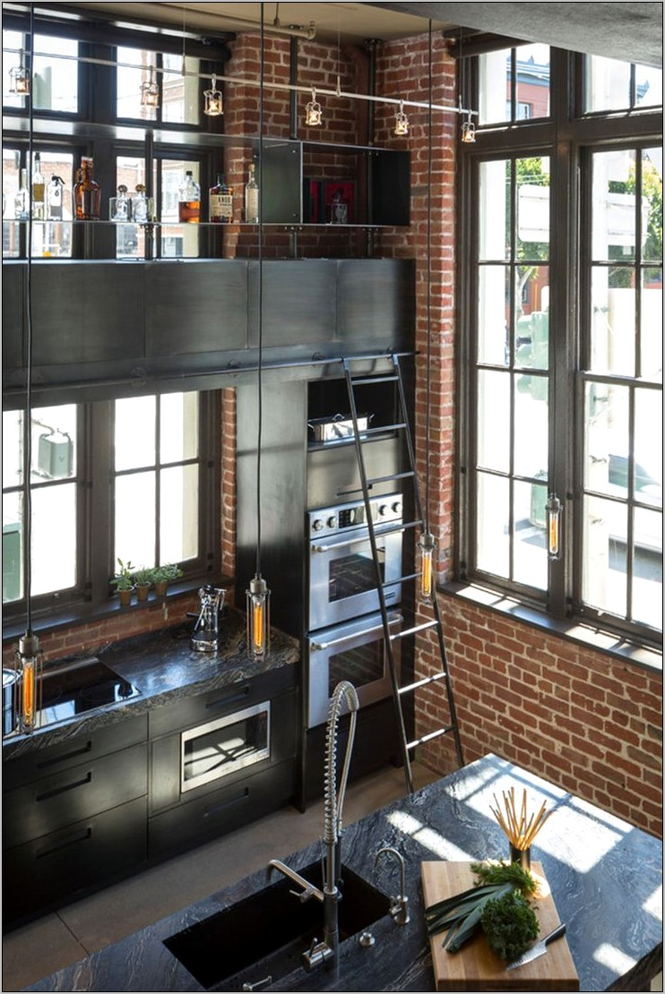 Things To Decorate Industrial Kitchens