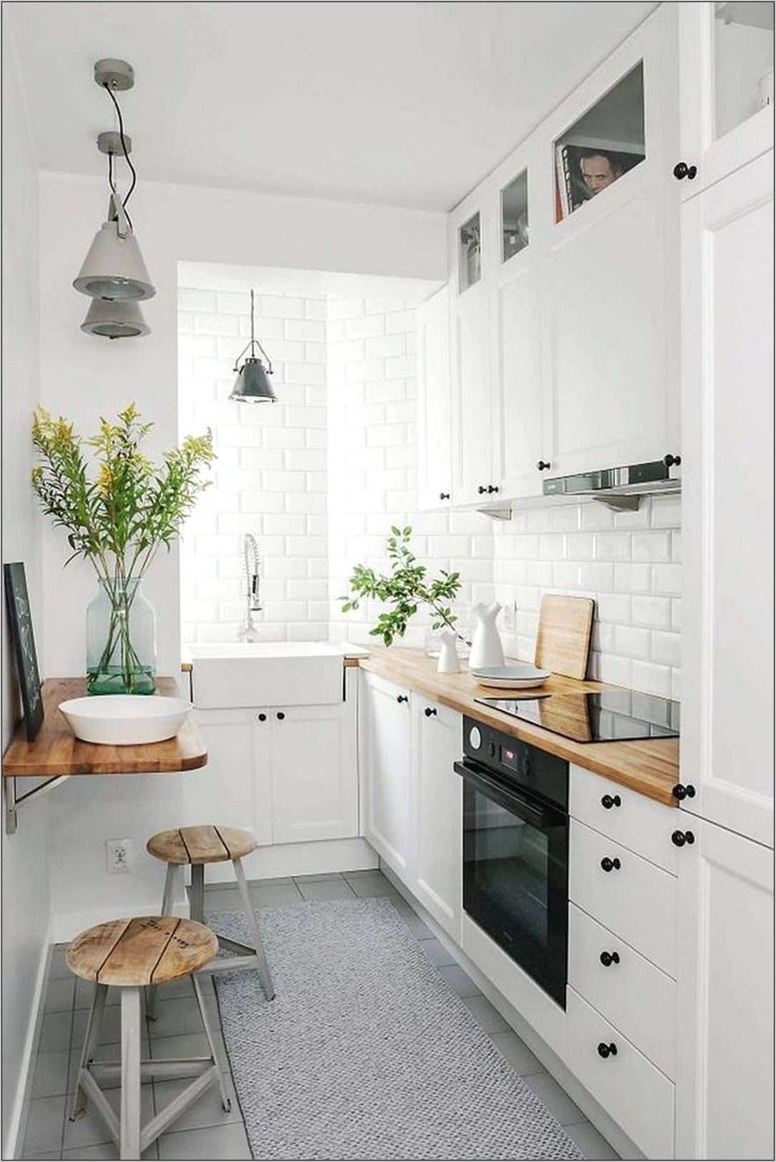 Tiny Kitchen Decorating Ideas