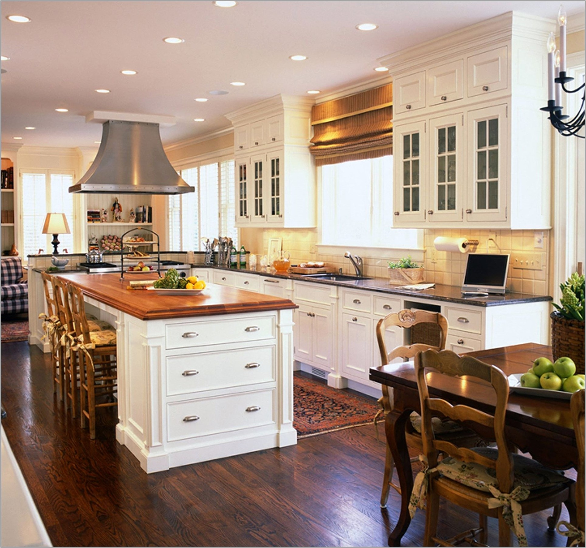 Traditional Kitchen Decorating Photos