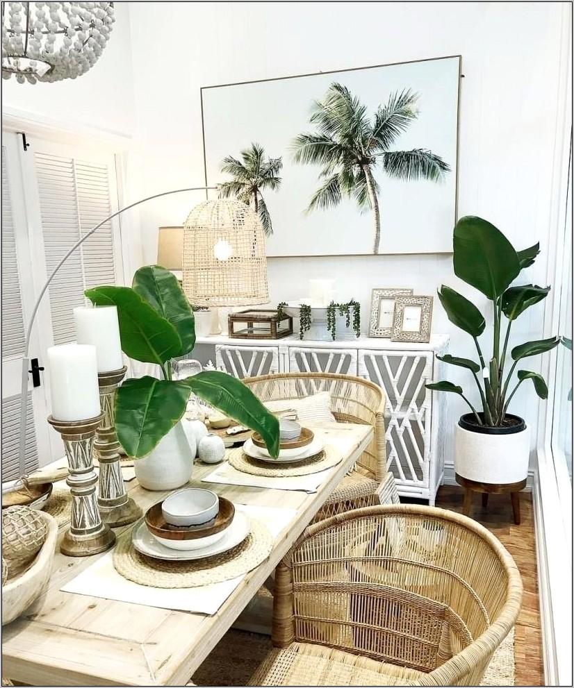 Tropical Kitchen Decorating Ideas