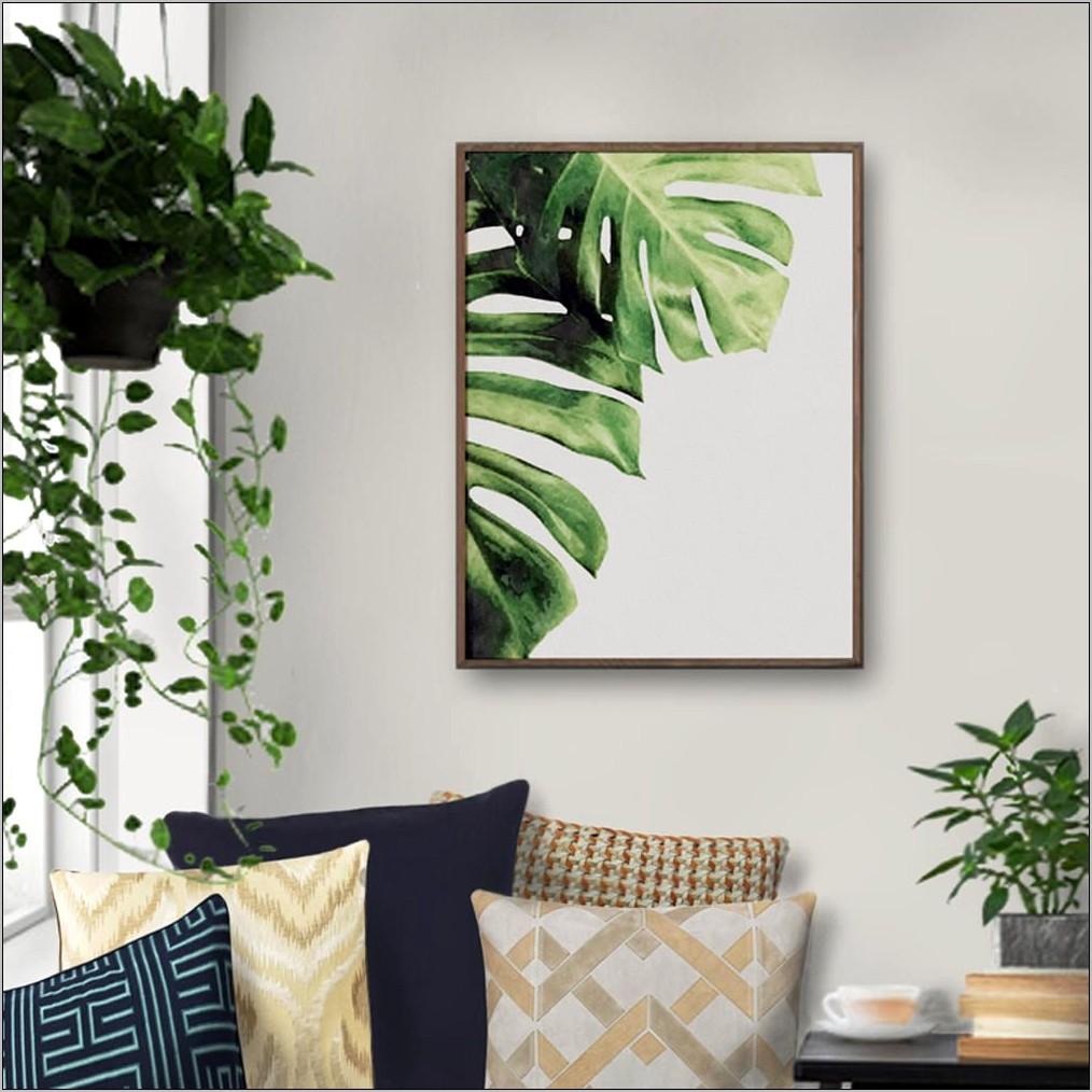 Tropical Kitchen Wall Decor