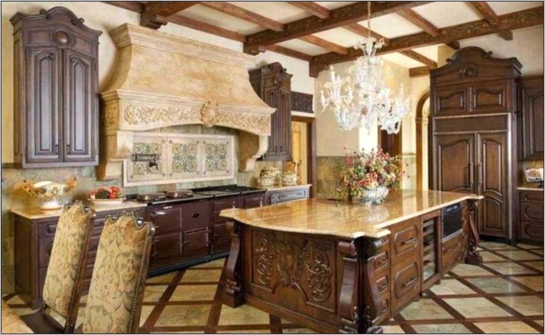 Tuscan Decor Ideas For Kitchens