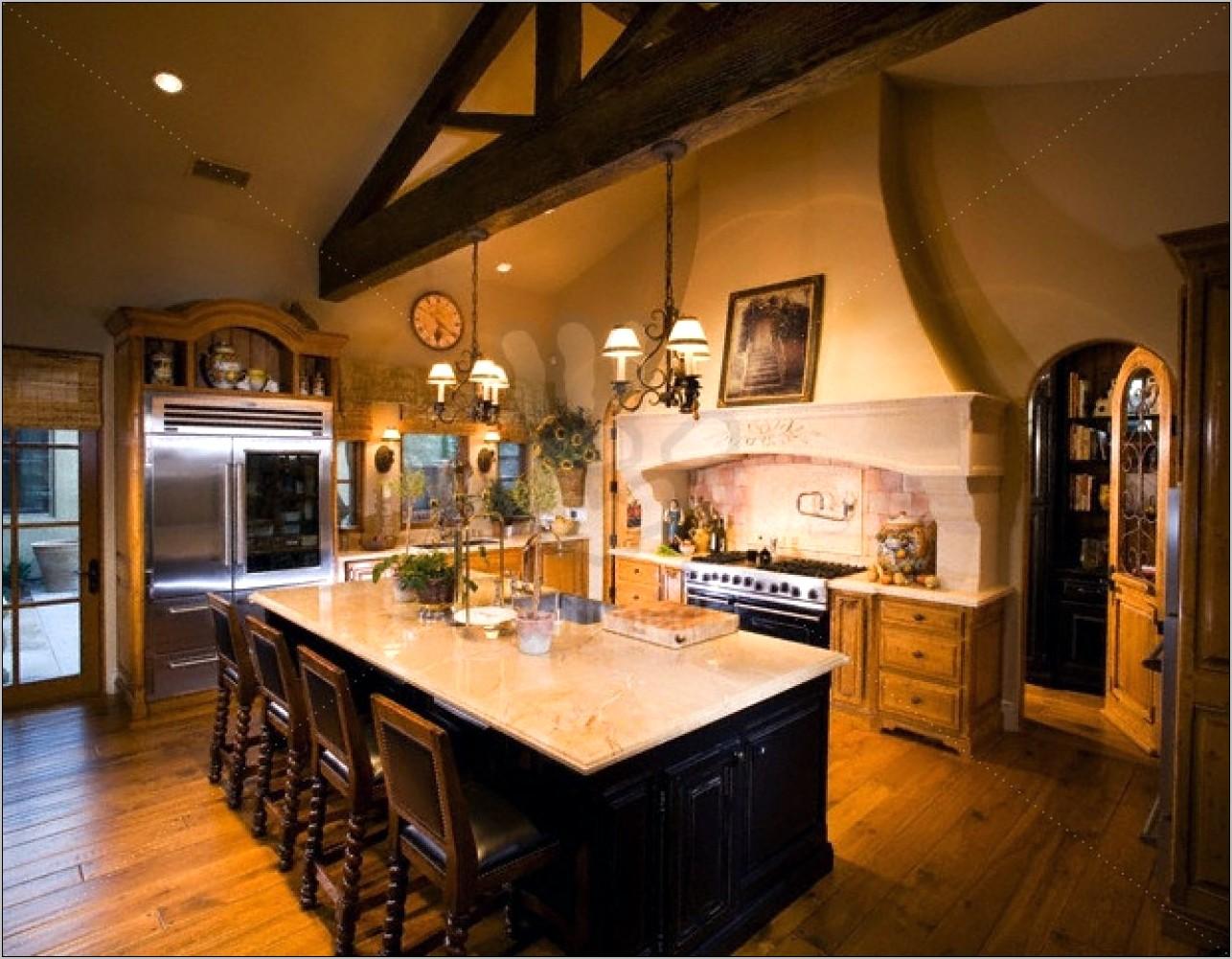 Tuscan Style Kitchen Decorating Ideas