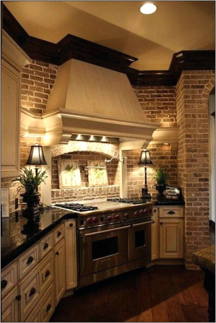 Tuscan Villa Kitchen Decor