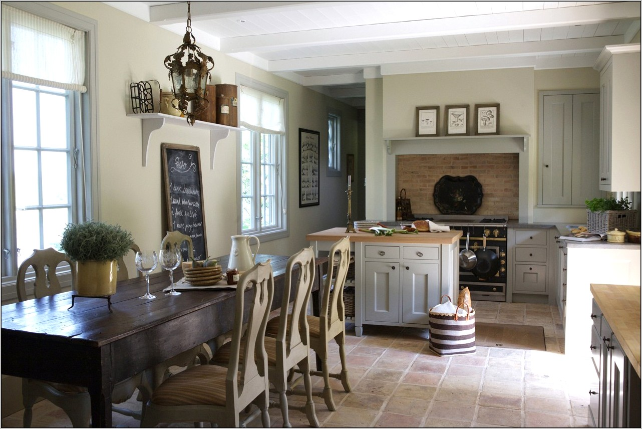Tuscan Villa Kitchen Decorating Ideas