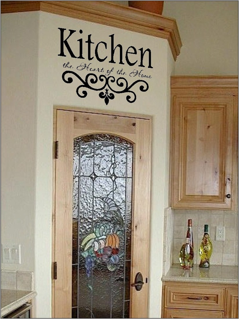Tuscan Wine And Grape Kitchen Decor