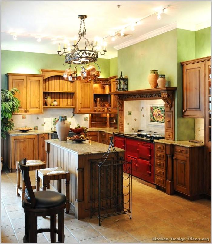 Tuscany Coffee Kitchen Decor