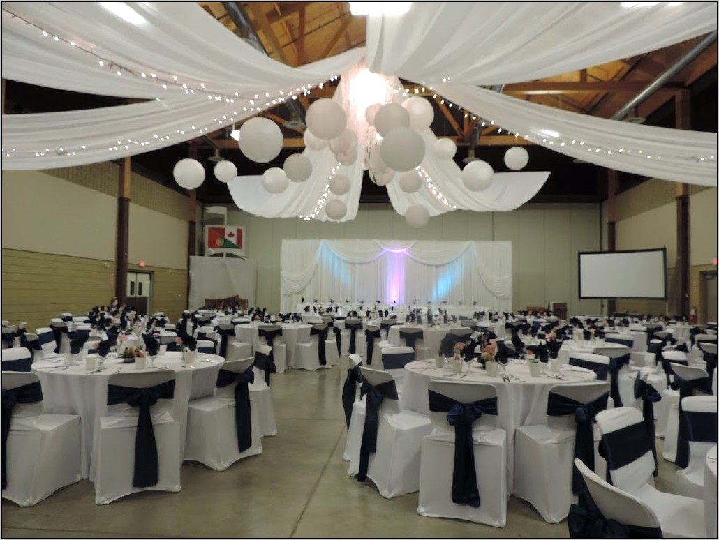 Universal Wedding Decor Kitchener On
