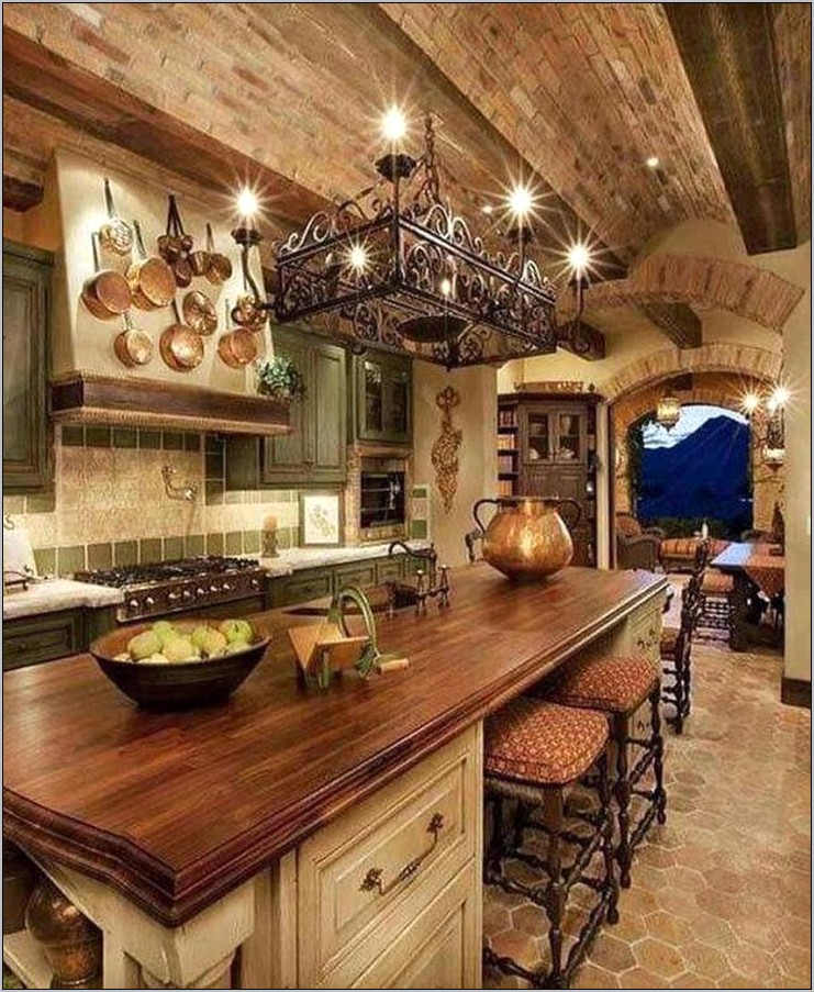 Unusual Kitchen Decorating Ideas