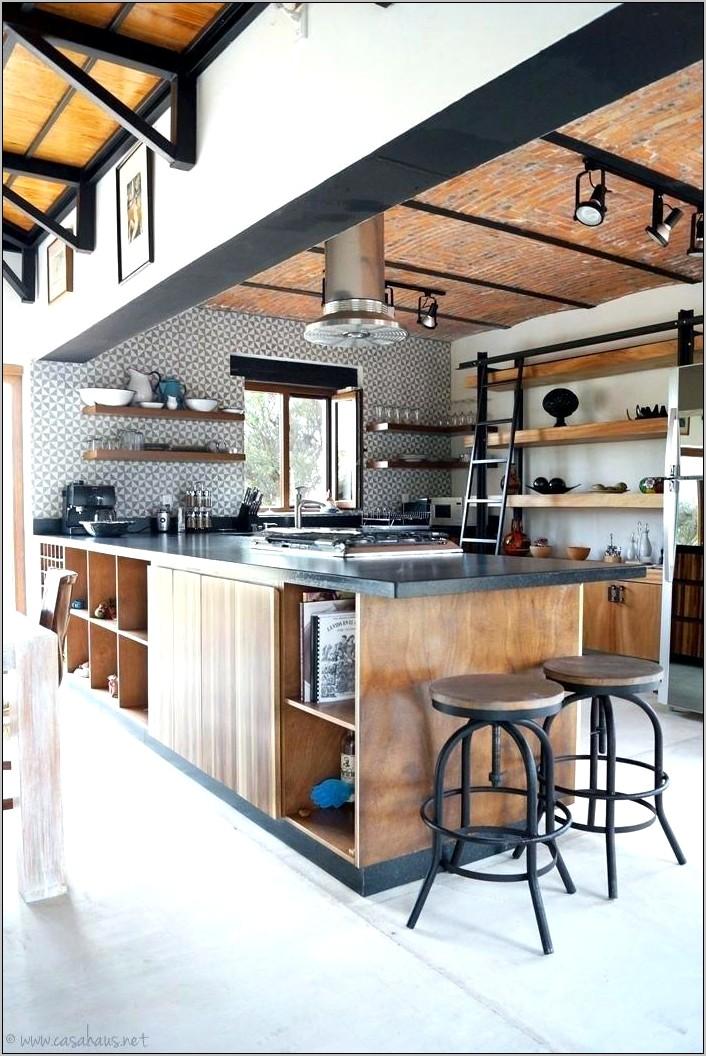 Urban Chic Kitchen Decor