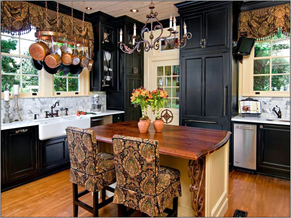 Victorian Kitchen Decorating Ideas