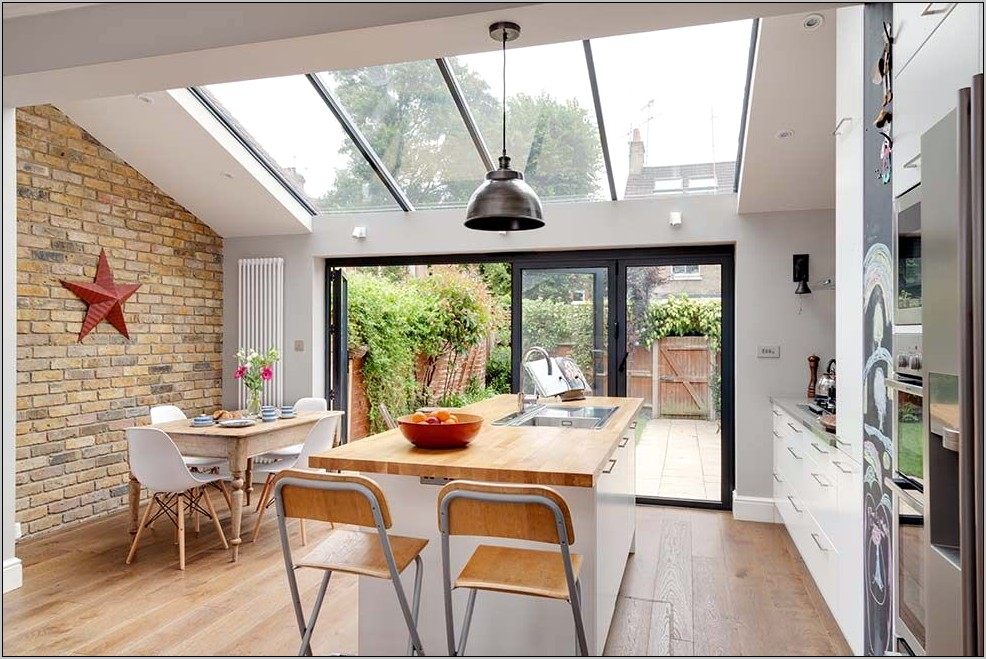 Victorian Kitchen Extension Design Decorating Ideas