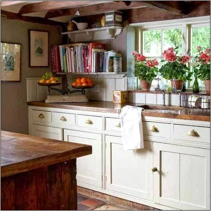 Vintage Country Kitchens Decor