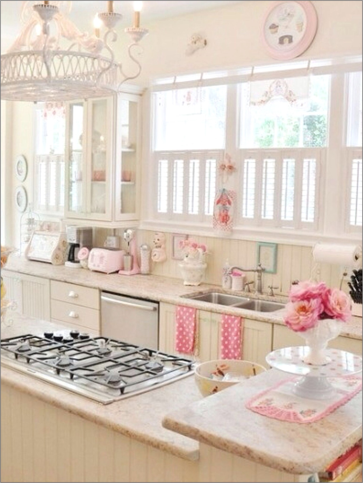 Vintage Kitchen Decor Pinterest