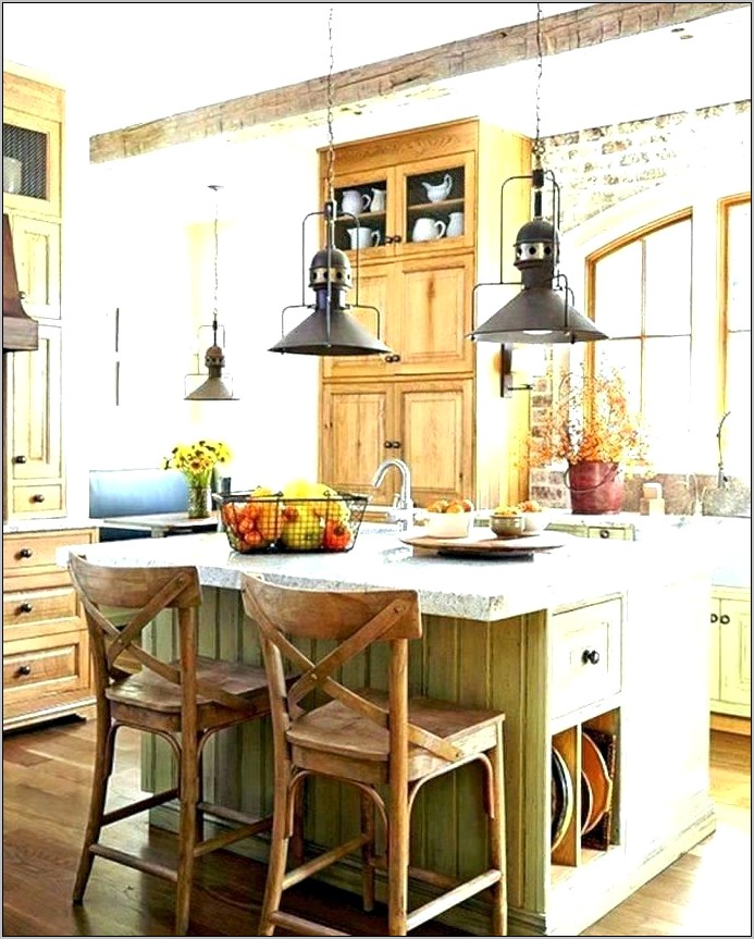 Vintage Kitchen Decorating Ideas Pinterest