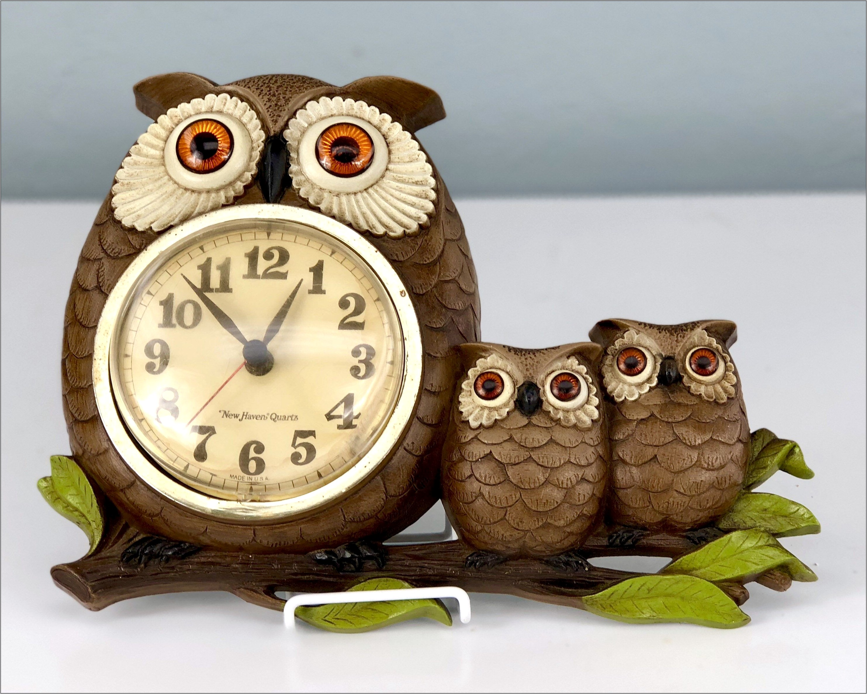 Vintage Owl Kitchen Decor