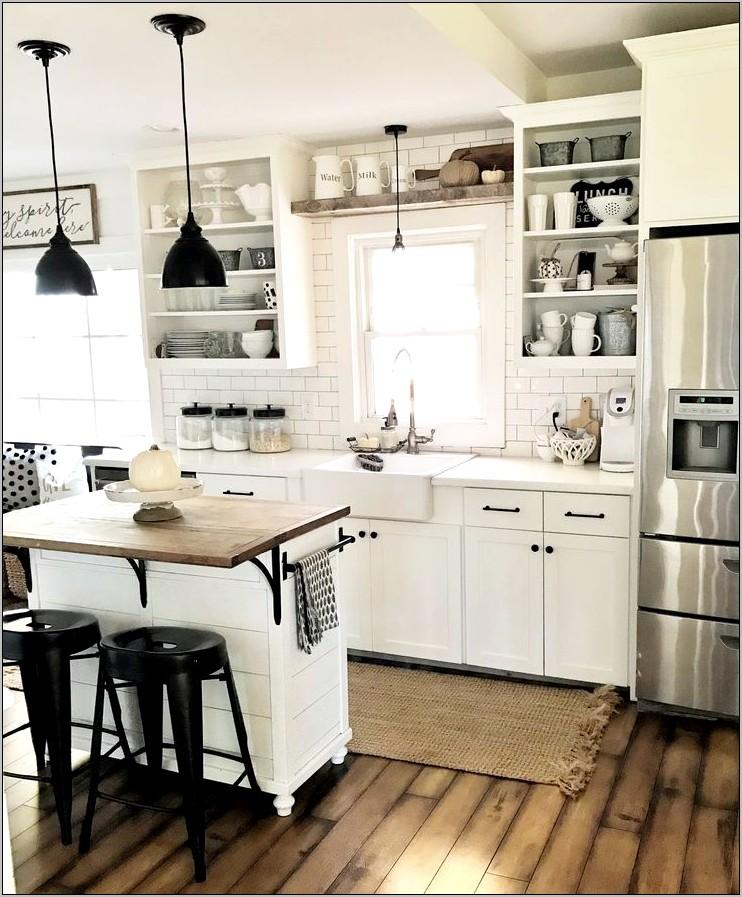 Vintage Style Kitchen Decor