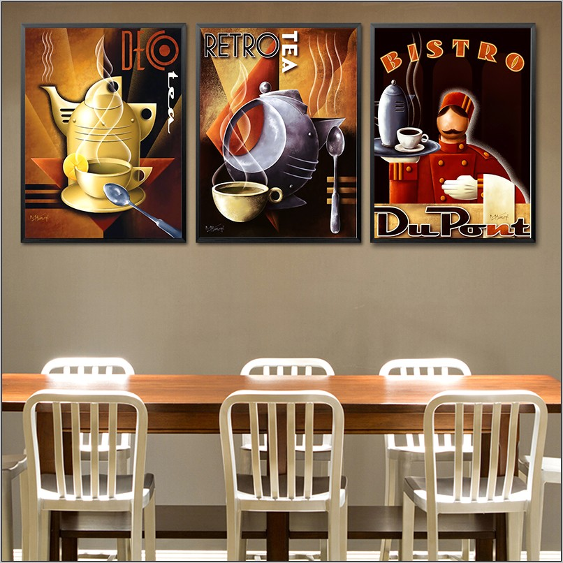 Wall Art For Kitchen Decoration