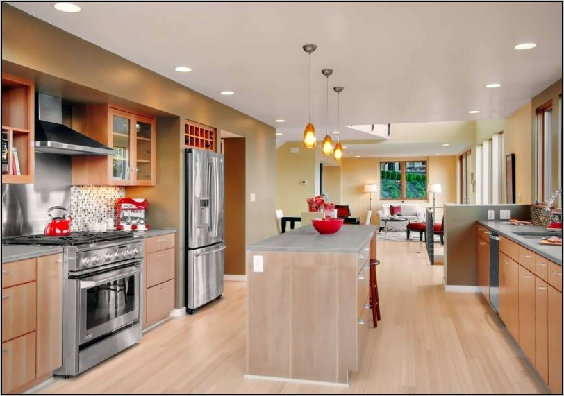 Ways To Decorate A Kitchen Soffit