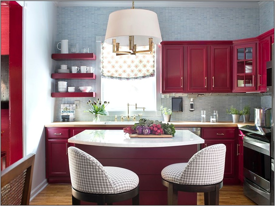 Ways To Decorate A Small Kitchen