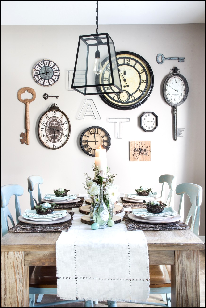 Ways To Decorate Wall Of Kitchen