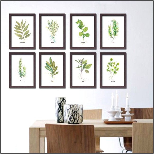 Ways To Decorate Your Kitchen Walls