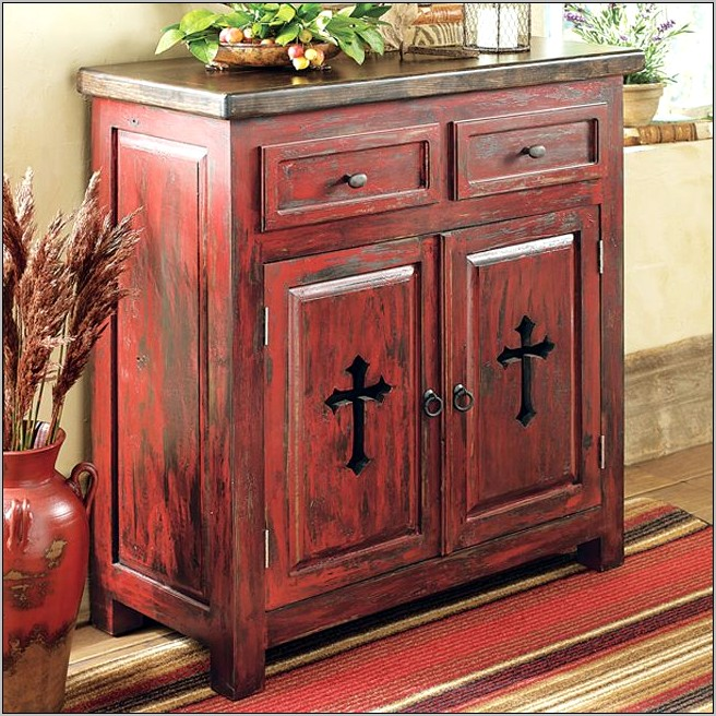 Western Cross Kitchen Decor