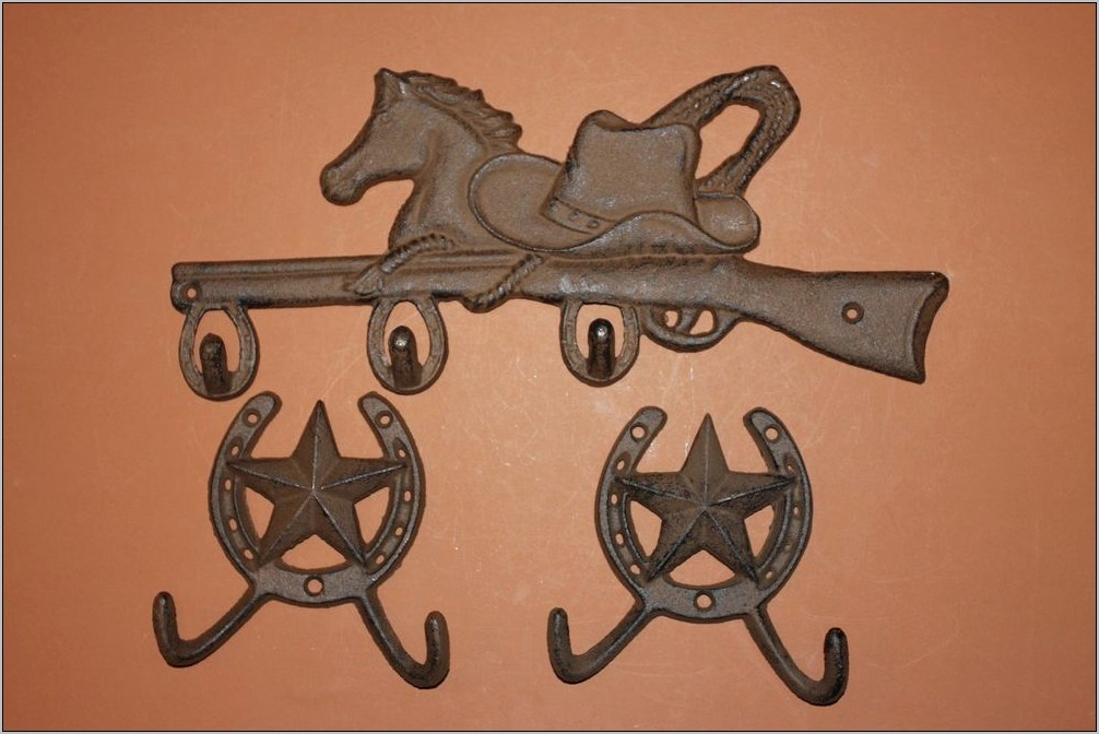 Western Horse Kitchen Decor