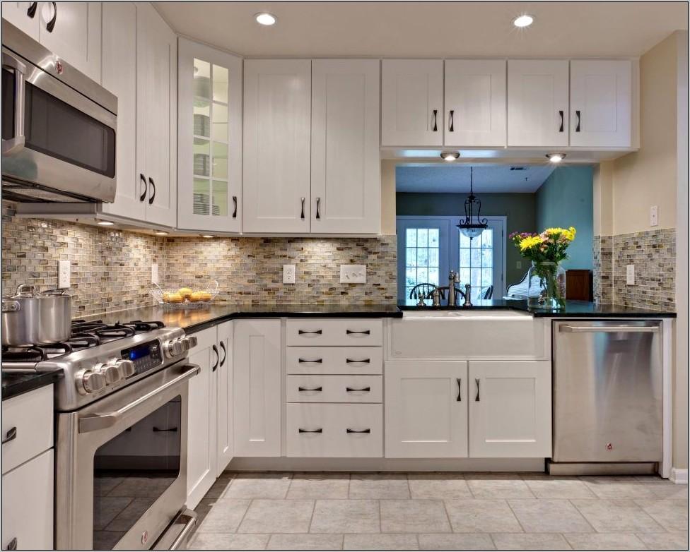 White Ceramic Kitchen Decor