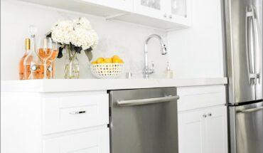 White Kitchen Decorating Ideas Photos