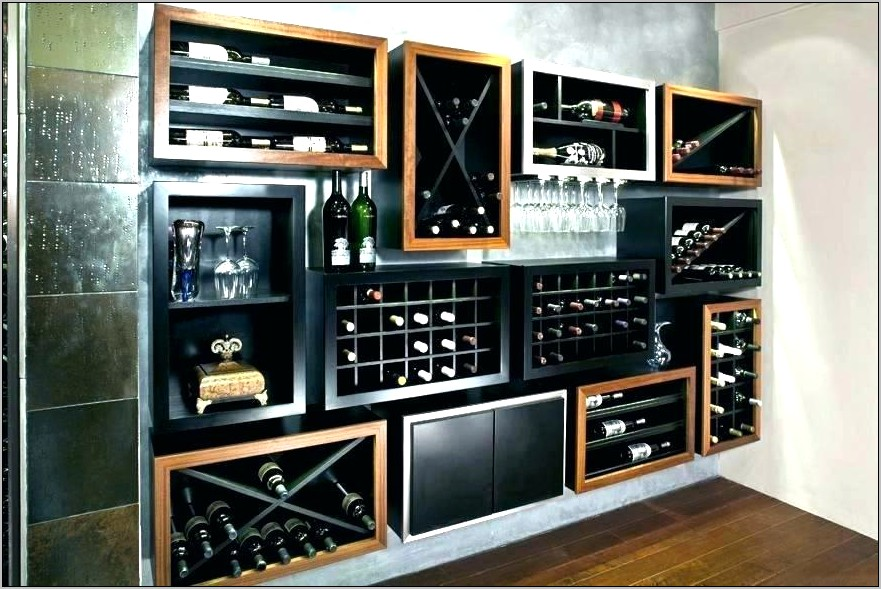 Wine Cellar Kitchen Decor