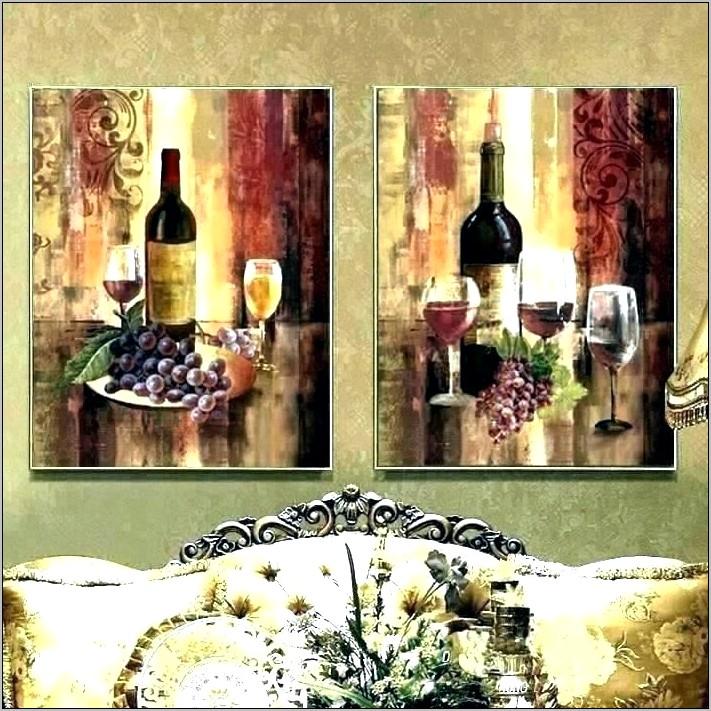 Wine Kitchen Decor Target