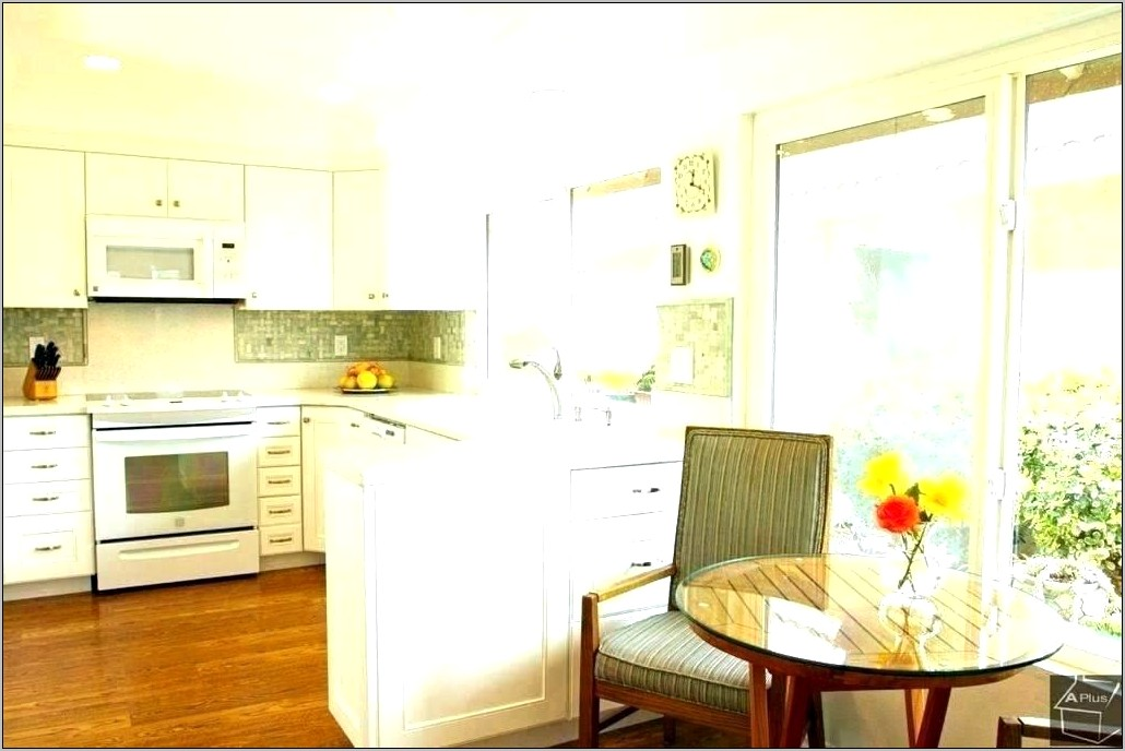 Yellow Accent Decor Kitchen