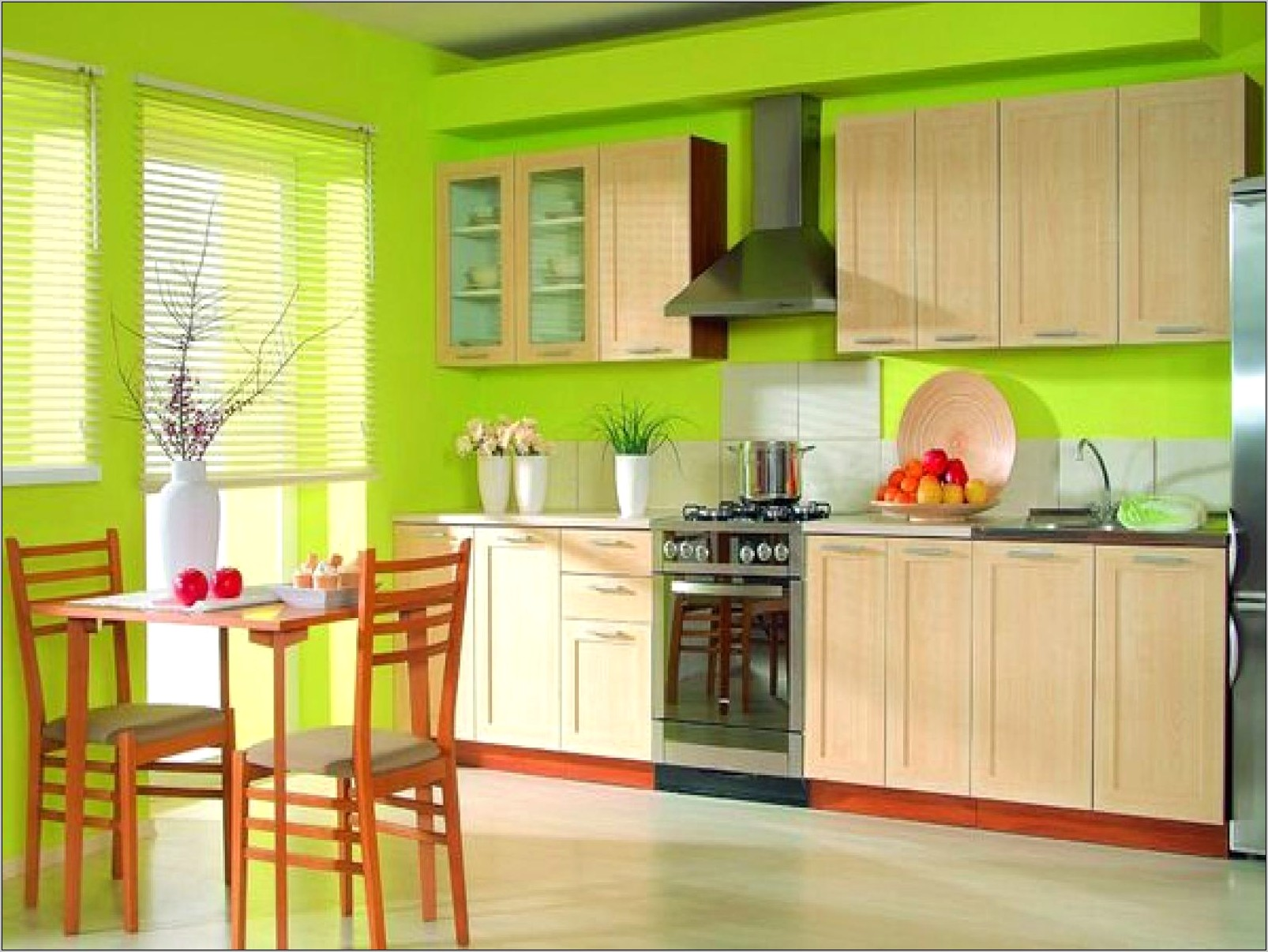 Yellow Kitchen Decor Nz