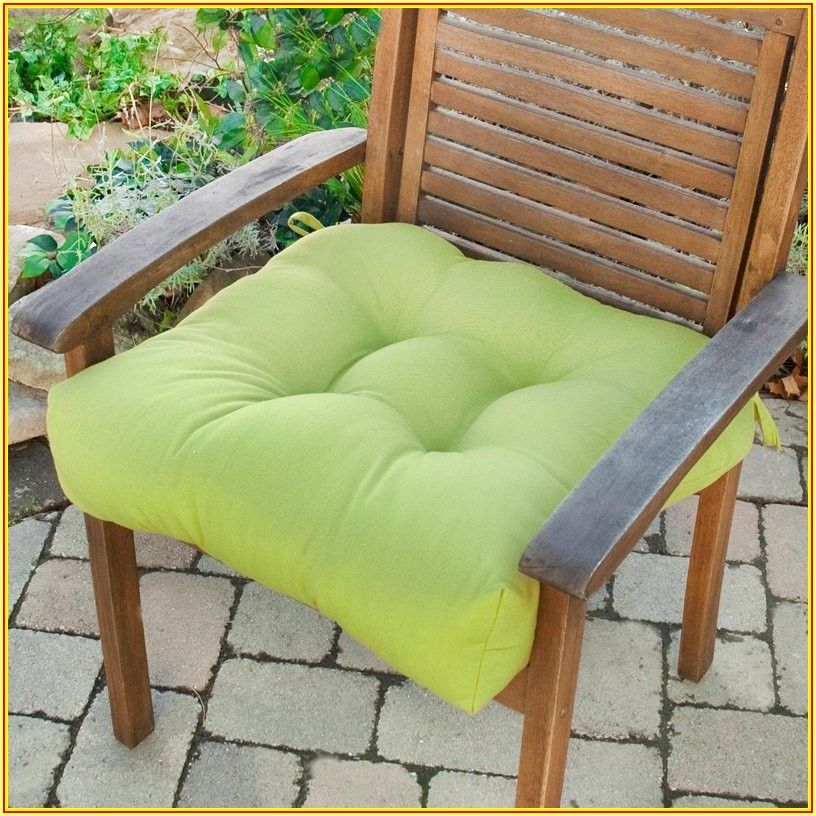 20 X 20 Patio Chair Cushions
