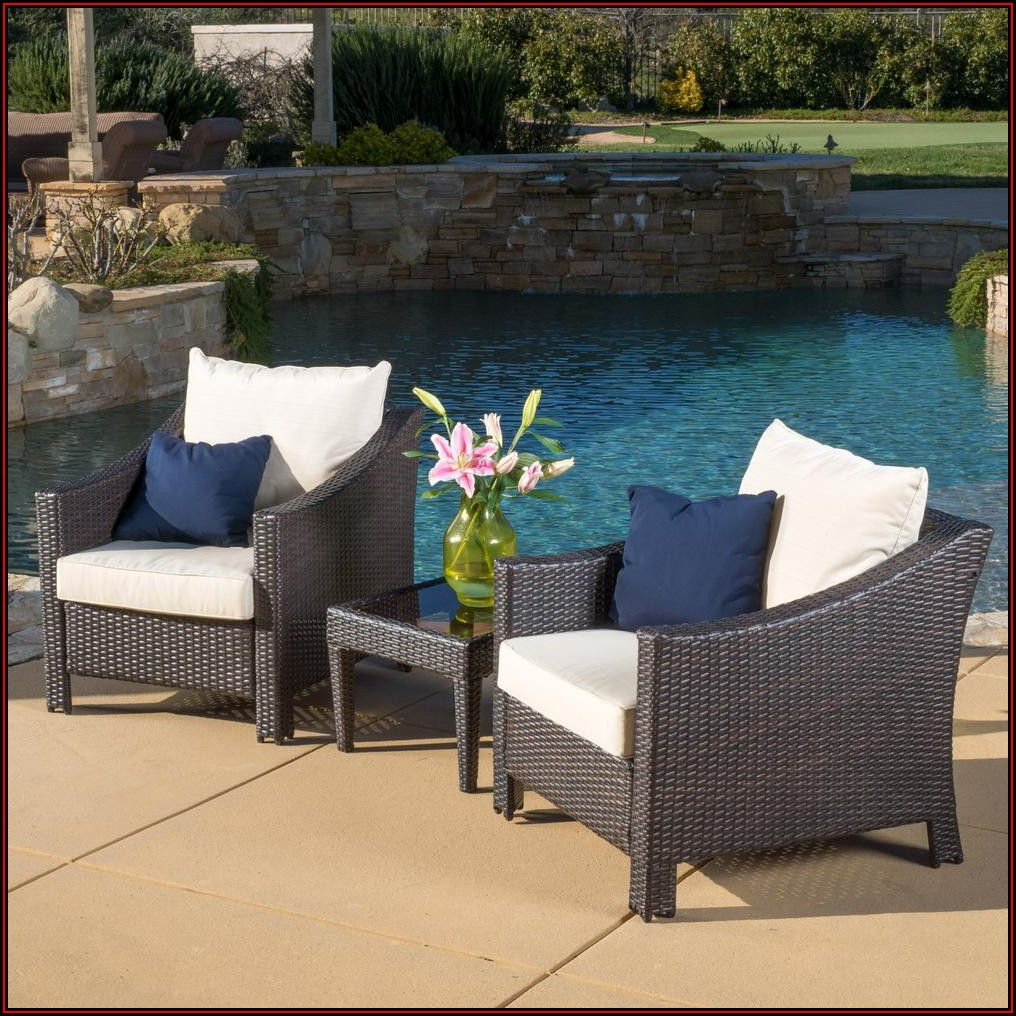 3 Piece Conversation Patio Set