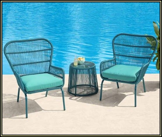 3 Piece Wicker Patio Set Big Lots