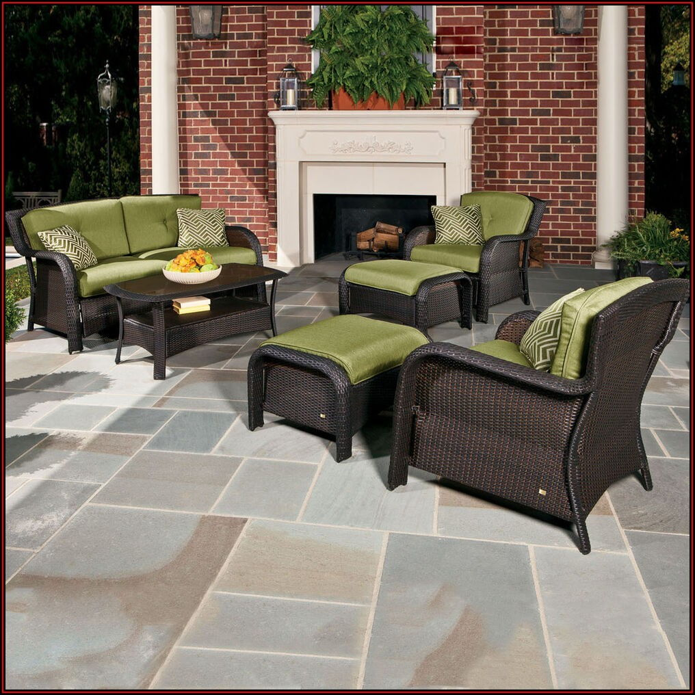 6 Piece Patio Furniture