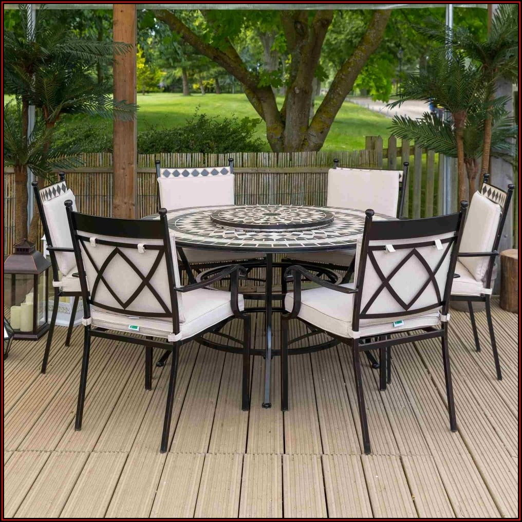 6 Seat Patio Dining Set